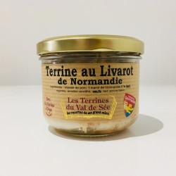 TERRINE AU LIVAROT DE NORMANDIE