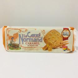 Le carré Normand au caramel beurre salé