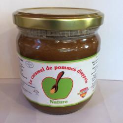 Caramel de pommes Dieppois Nature 430g