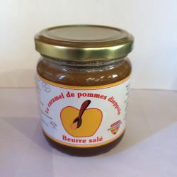Caramel de pommes Dieppois Beurre salé 230g
