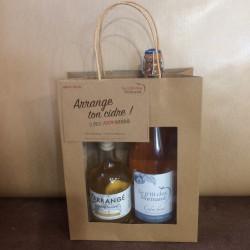 Le spritz 100% Normand (miel, citron)