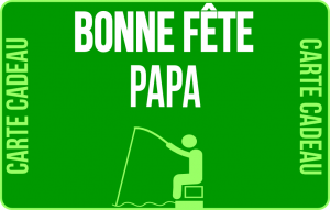 Bonne fête papa!