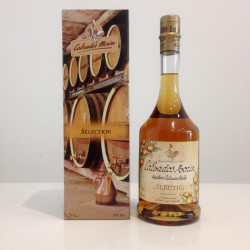 Calvados MORIN AOC, Sélection  2/3 Ans, 40% vol