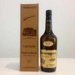 Calvados Pierre Huet, Vieille réserve 8 ans, 40% vol, 70cl