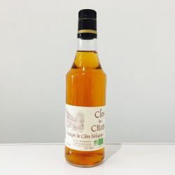 Vinaigre de cidre BIO - Le clos des Citots