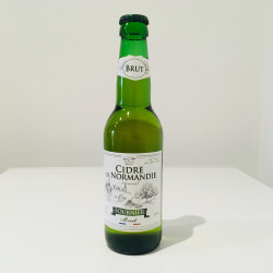 Cidre brut  33cl - Fournier