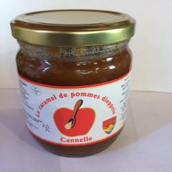 Caramel de pommes Dieppois Cannelle 430g