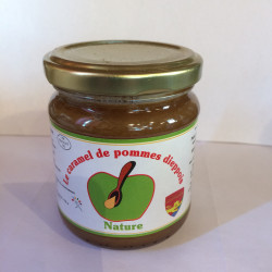 caramel de pommes Dieppois Nature 230g