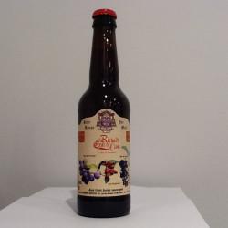 Bière aux trois baies sauvages - 33cl