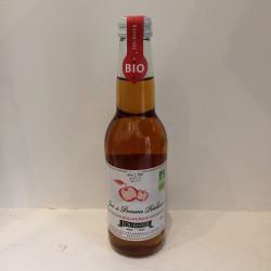 Pétillant de pomme biologique 33cl - Fournier