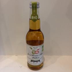 Pétillant de pomme-poire biologique 33cl - Fournier