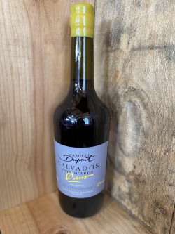 Calvados Dupont -  50 Ans non réduit - 70 cl