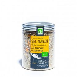 Sel marin au fenouil & agrumes