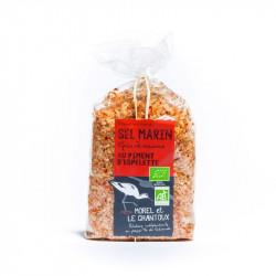 Sel marin au piment d'espelette